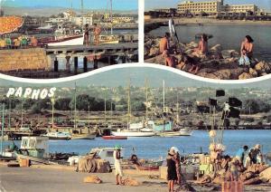 B96446 paphos  ship bateaux cyprus