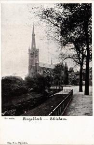 CPA SCHIEDAM Singelkerk NETHERLANDS (602145)