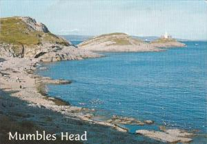 Wales Bracelet Bay and Mumbles Head