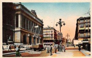 RPPC MARSEILLE La Canebiere Street Scene France c1930s Vintage Photo Postcard