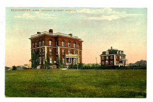 MA - Gloucester. Addison Gilbert Hospital