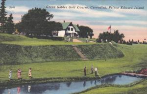Golf Course , Cavendish , P.E.I. , Canada , 30-40s #3