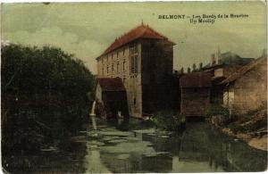 CPA Belmont - Les Bords de la Bourbre - Un Moulin (295888)