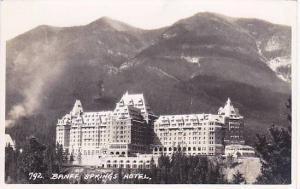 RP, Banff Springs Hotel, Alberta, Canada, 1930-1940s Byron Harmon