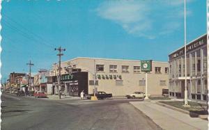 Main Street , BATHURST , New Brunswick , Canada , 50-60s