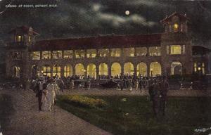 Michigan Detroit Casino At Night