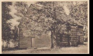 Kentucky Paris Historic Cane Ridge Meeting House Albertype