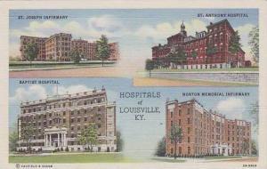Kentucky Louisville Hospitals