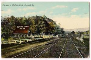 Clyffside Park, Ashland Ky