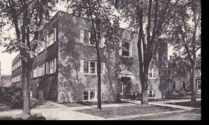 Wisconsin Menomonie Lynwood Hall Albertype