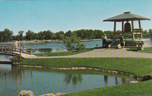 Canada Alberta Nikka Yuko Centennial Garden Lethbridge