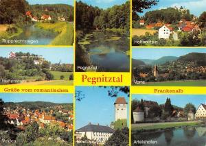Pegnitztal Frankenalb multiviews Velden Vorra Hohenstein Artelshofen Hartenstein