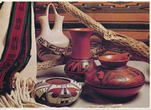 Hopi Indian Pottery AZ, Arizona - Wedding Belt - Butteryfly Bowl - Wdding Vase