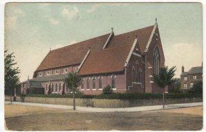 Suffolk; St John's Church, Felixstowe PPC, 1923 PMK, To Miss Cose, Ipswich