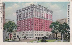 Michigan Detroit Hotel Tuller 1915