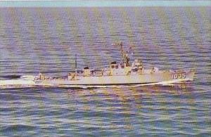 U S S CHARLES BERRY DE-1035
