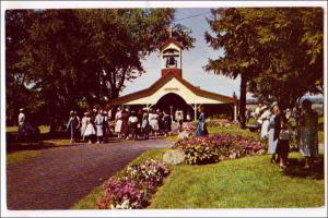 Martyrs Shrine, Auriesville NY