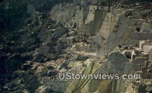 Granite Quarries - Barre, Vermont