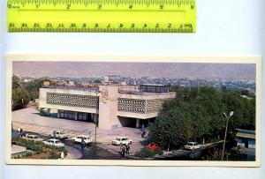 228804 Tajik Leninabad Khujand teahouse restaurant Panchshanbe