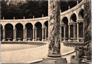 postcard Paris - Versailles - Colonnade de Mansart