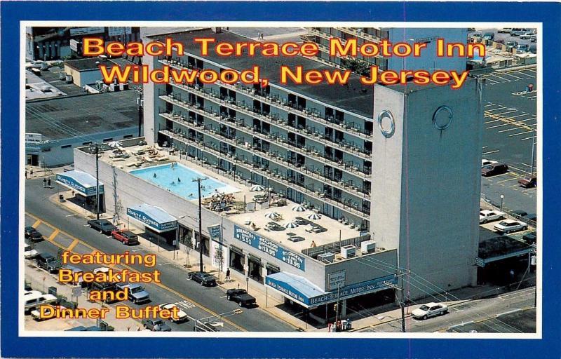 Pleasant Beach Terrace Motor Inn Wildwood Nj New Jersey Aerial View Interior Design Ideas Lukepblogthenellocom