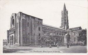 France Toulouse Basilique Saint Sernin