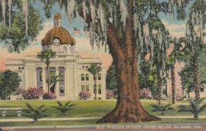 DE LAND , Florida , 1930-40s; Volusia County Court House