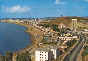 Vista General Carvajal Fuengirola Costa del Sol Spain