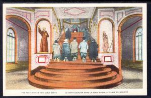 Holy Stair,Scala Santa,Basilica,Ste Anne De Beaupre,Quebec,Canada