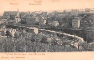 Germany Freiheit Hintermauer und Obermeisa  Freiheit Hintermauer und Obermeisa