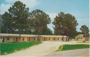 SALEM FL - SALEM MOTEL 1950s - US  #19 - near PERRY