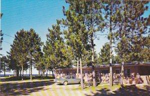 Pine Cone Motel at Sand River Deerton Michigan
