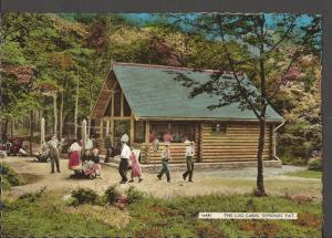 Postcard c1960 The Log Cabin SYMONDS YAT Herefordshire EXCELLENT