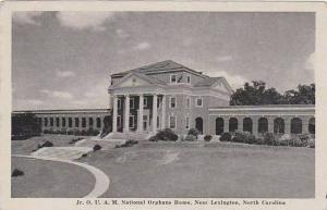 North Carolina Lexington Jr O U A M National Orphans Home