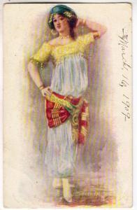 Oriental Dancer