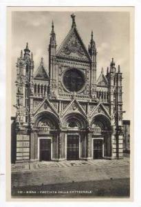 RP Siena, Italy, Facciata Della Cattedrale, 20-40s