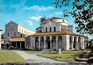 Italy Old Vintage Antique Post Card S Fosca et Cathedral Torcello Unused