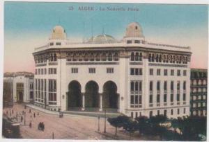 La Nouvelle Poste, Alger, Algeria, Africa 1900-1910s