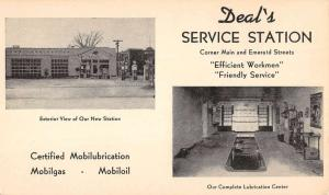 Keene New Hampshire Deals Service Station Multiview Antique Postcard K91574