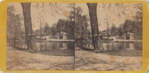 SV ; BROOKLYN , New York City , 1880s ; Willow Avenue near Receiving Vault