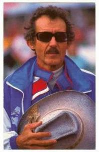 Richard Petty - #43, Famous Professional Racecar Driver from Tennessee, 40-60s