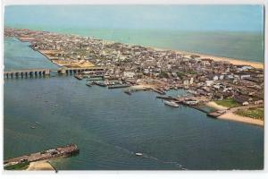 Aerial View, Ocean City MD