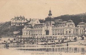 LE HAVRE, Seine Maritime, France, 00-10s ; Le Casino el la Plage