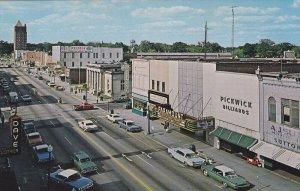 KINGSTON , North Carolina , 50-60s ; Queen Street