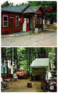 New York Ticonderoga , Brookwood Park Campsites