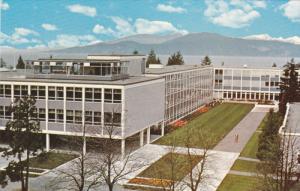 Buchanan Building, Univeristy of British Columbia, Vancouver, British Columbi...