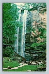 Toccoa Falls GA- Georgia, Toccoa Falls College, Vintage Chrome Postcard