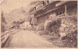 TUCK #1247; CONNOISSEUR, Die Dorfstrasse, Andemach, Rhineland-Palatinate, G...