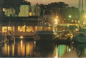 Georgia Thunderbolt River's End Restaurant 1996