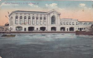 BUFFALO, New York; Terminal D. L. & W. Railroad 63, PU-1916